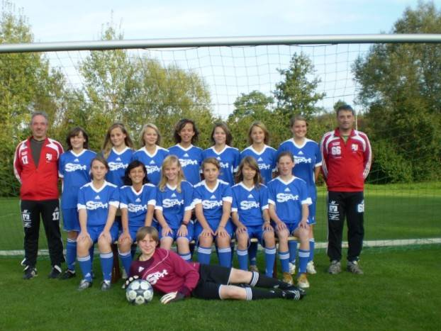 2009-2010 U15 Juniorinnen